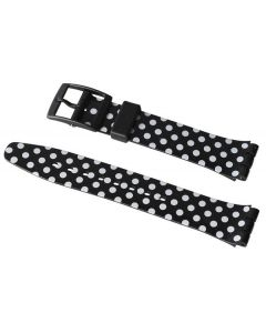 Swatch Armband BLACK SUIT DOTS AGB247K