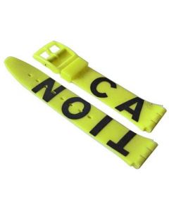 Swatch Armband CAUTION AGK224