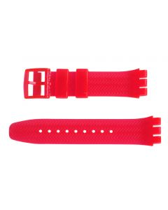 Swatch Armband Deep Berry ASUUP100