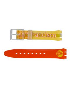 Swatch Armband DESTINATION SAN FRANCISCO AGK 209H
