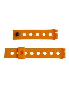 Swatch Armband ORANGE TICKET AGO900