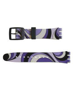 Swatch Armband Purple Mistery ASUJB101