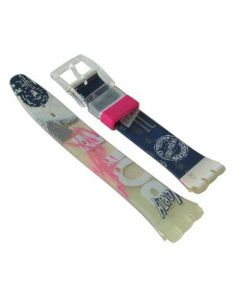 Swatch Armband SPACE TRACING AGK163