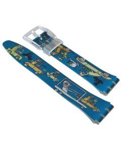 Swatch Armband SPITSUUR AGW901