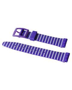 Swatch Armband STRIPED CALLICARPA AGV121I