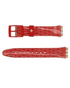 Swatch Armband Swiss Mad AGR143