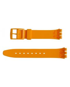 Swatch Armband TIME NEVER DIES ORANGE AGO110