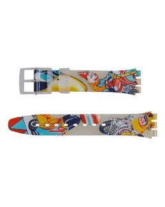 Swatch Armband Tin Toy AGK155