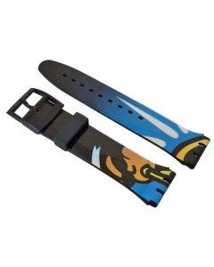 Swatch Armband TRUMPET KING ASTAB102