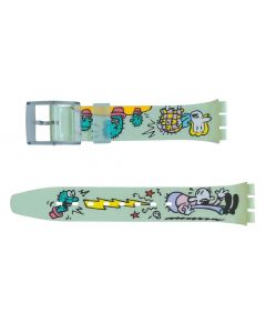 Swatch Armband Tweezers Needed AGG184