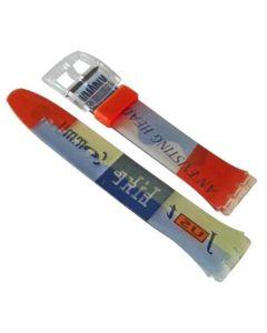 Swatch Armband TYPE SETTER AGK131
