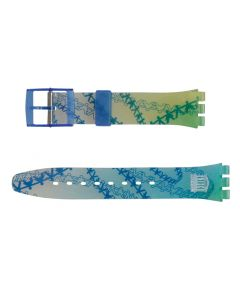 Swatch Armband UNESCO - RUND UM DIE UHR AGZ153