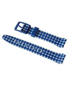Swatch Armband UP WIND VICHY AGN230J