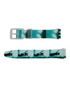 Swatch Armband WORLD SOLAR SCHWEIZ ASRK104B