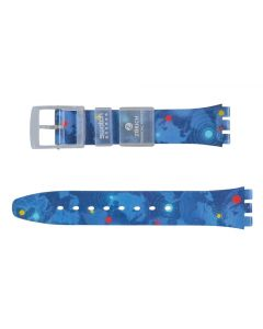 Swatch Armband Zuerich Versicherung - Clearance ASKK103Z