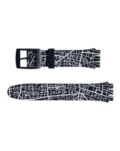 Swatch Armband BAR-LON ASUOB109