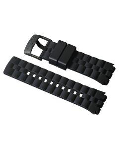 Swatch Armband Black Bump ASURB112