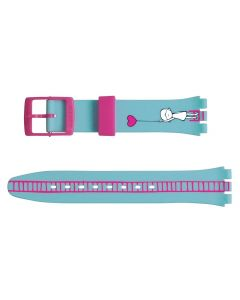 Swatch Armband Blessing of Love AGZ240