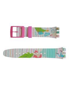 Swatch Armband Go Happy ASUOZ196