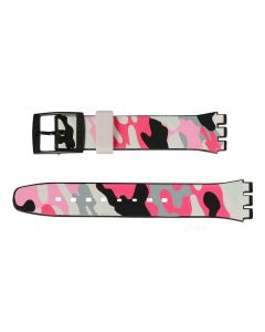 Swatch Armband Hiding Pink AGB262