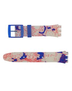 Swatch Armband Juls At Swatch Art Peace Hotel ASUOZ217