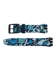Original Swatch Armband KALINKA - MALINKA BLUE ASUOZ156