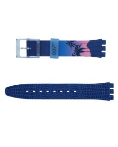 Swatch Armband Licence To Kill 1989 AGZ328