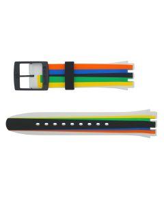 Swatch Armband Ligne De Fuite ASUOW708