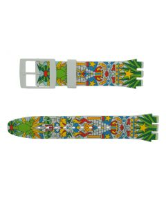 Swatch Armband Mumu-Cucurrucucu ASUOZ210
