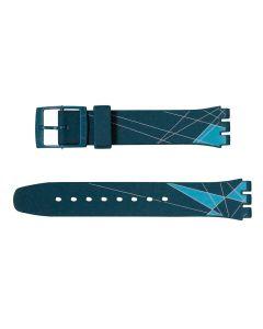 Swatch Armband Olympic 2012 Blue AGZ267