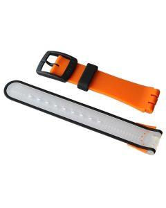 Swatch Armband ORANGEADE DRIVE ASUJK134