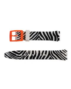 Swatch Armband ORANGE ZEB AGO107