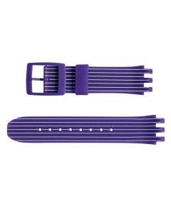 Swatch Armband Purple Run ASUIV401