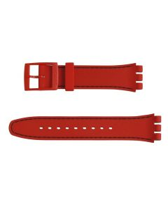 Swatch Armband Red Brake ASUOR104