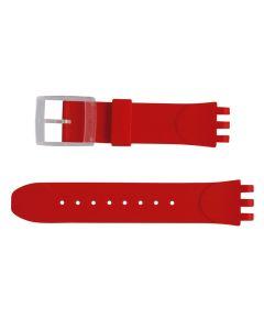 Swatch Armband Red Toxin ASUIK405
