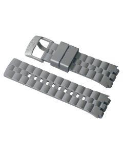 Swatch Armband SILVER BUMP ASURM100