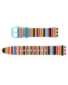 Swatch Armband Skinstripes ASVUL100