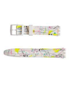Swatch Armband Spare Corners AGJ129