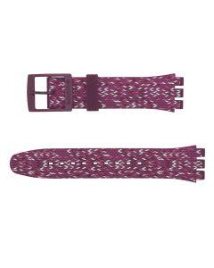 Swatch Armband Trico Purp ASUOV705