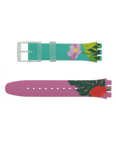 Swatch Armband Tropical Garden ASUOK132
