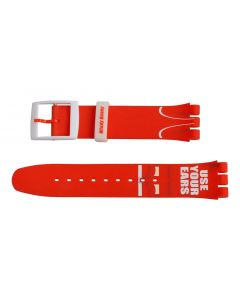 Swatch Armband USE YOUR EARS ASUOZ114