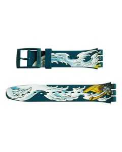 Swatch Armband Waved Koi ASUOZ152