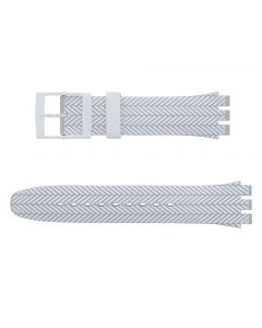 Swatch Armband White Glove ASUOW131