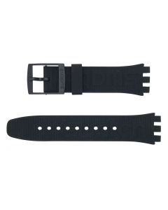 Swatch Armband X-District Black ASUSB413
