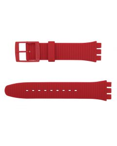 Swatch Armband XX-Rated Red ASUOR400