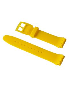 Swatch Armband Yellow Lacquered ASUOJ100