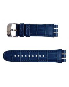 Swatch Armband Blue Turn AYOS449