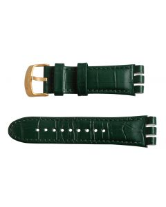 Swatch Armband GOLDEN HIDE GREEN AYOG406