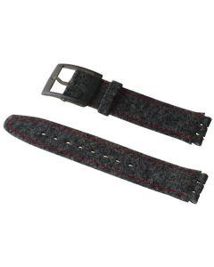 Swatch Armband GRAUE HÜTTE ASAK400