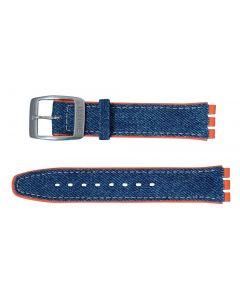 Swatch Armband Jeans Me AYGS763
